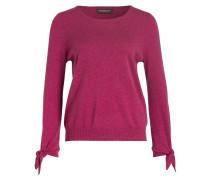 Cashmere-Pullover - fuchsia