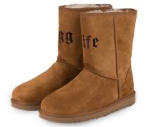 Fell-Boots LIFE SHORT - chestnut
