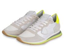 Sneaker TRPX LU - WEISS/ GRAU/ NEONGELB