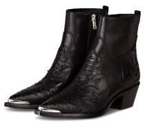 Cowboy Boots DJANGO - SCHWARZ