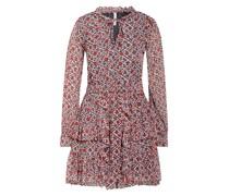 Kleid JANE mit Volantbesatz