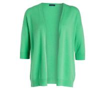 Cashmere-Strickhülle - grün