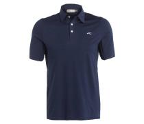 Poloshirt SUPERLOAD - blau