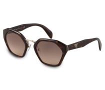 Sonnenbrille PR 04TS - braun