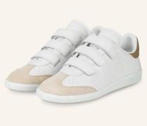 Sneaker BETH - WEISS/ BEIGE