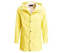 Regenjacke - gelb