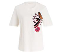 T-Shirt TIAO - ecru