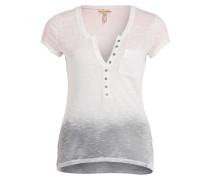 T-Shirt DESIREE - rosa/ grau