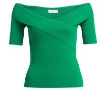 Strickshirt - neongrün