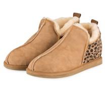 Fell-Boots ANNIE - cognac