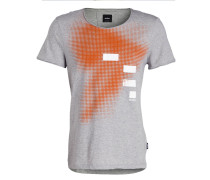 T-Shirt J-BROOKS - grau