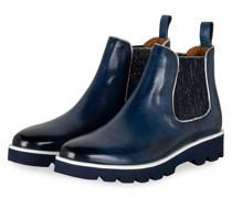 Chelsea-Boots SELINA - DUNKELBLAU