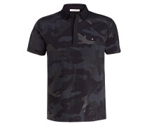Piqué-Poloshirt - navy/ marine