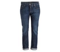 Jeans J688 Comfort-Fit - 2 dkl blau