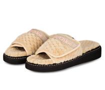 Sandalen - weiss