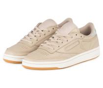Sneaker CLUB C 85 DIAMOND - beige