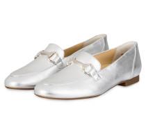 Loafer - silber