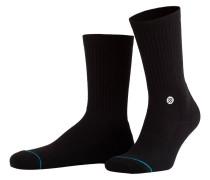 Socken ICON - schwarz