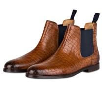 Chelsea-Boots SUSAN - braun