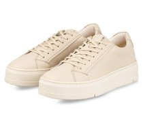 Plateau-Sneaker JUDY - CREME