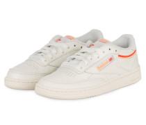 Sneaker CLUB C 85 - ECRU/ ROT