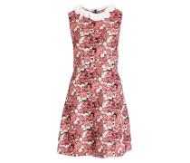 Kleid EDWIGE - rosa/ creme/ schwarz