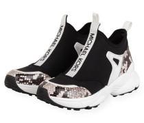 Hightop-Sneaker WILLOW - SCHWARZ/ WEISS