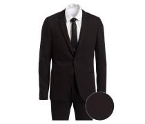 Sweat-Anzug ARSEY/HYNS Slim-Fit - schwarz