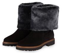 Boots VELMA - schwarz