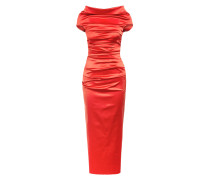Off-Shoulder-Kleid ROSSO14