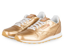 Sneaker CLASSIC LEATHER METALLIC