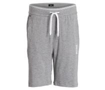 Lounge-Shorts - grau