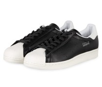 Sneaker SUPERSTAR PURE - SCHWARZ/ WEISS