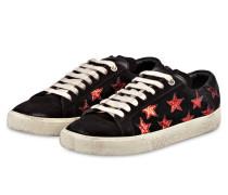 Sneaker SL/06 - schwarz/ rot