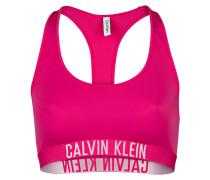 Highneck-Bikini-Top INTENSE POWER - pink