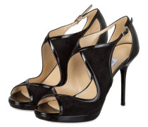 Sandaletten LEONDRA 100 - schwarz