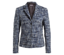 Blazer in Bouclé-Optik
