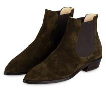 Chelsea-Boots - DUNKELGRÜN