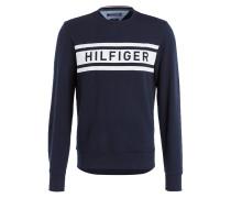 Sweatshirt DENTON - blau