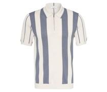 Strick-Poloshirt LEO