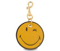 Schlüssel- und Taschenanhänger WINK - gelb
