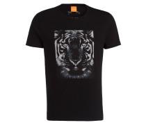T-Shirt TULLIAN - schwarz