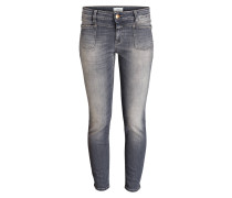 Jeans Pedal-X - worn grey
