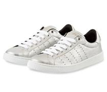 Sneaker SANTA MONICA - silber