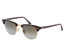 Sonnenbrille RB3016 CLUBMASTER FLASH