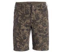 Chino-Shorts - gelb