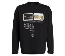 Sweatshirt HOPE - schwarz