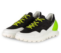 Sneaker ECCO EXOSTRIKE M - SCHWARZ/ WEISS