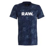 T-Shirt CLASSIC BOUND - blau