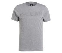 T-Shirt PERCY mit monochromer Prägung